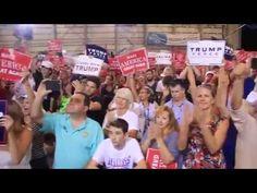 URGENT - Pass This Along - Donald J Trump's Closing Argument - WE THE PE...