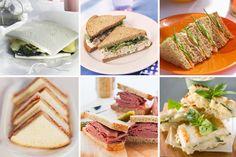 Sandwiches a todas horas: Recetas fáciles y ligeras