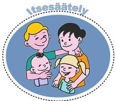 Ohjeita itsesäätelyyn Beginning Of The School Year, Les Sentiments, Autism Spectrum, Aspergers, Social Skills, Speech Therapy, Kindergarten, Preschool, Family Guy