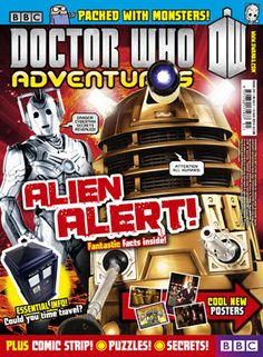 Doctor Who Adventures issue 351