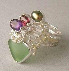 Gregory Pyra Piro Smykkekunst Ring