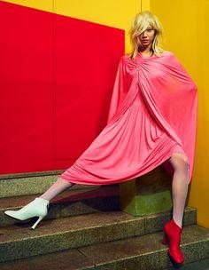 Soo Joo Park by Hong Jang Hyun for W Magazine Korea April 2017 Celine, Pixel Color, W Korea, W Magazine, Korean Model, Simple Art, Editorial Fashion, Runway