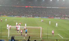 Stadion Feyenoord De Kuip.