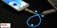 55% off LED Wire Adaptor for iPhone 4/4S & Samsung S3 – Includes Free Normal Postage (3 Colours Available)