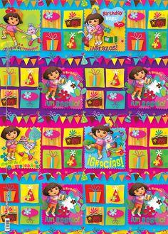 Sorprende a tu hija en su cumpleaños con Dora y Botas