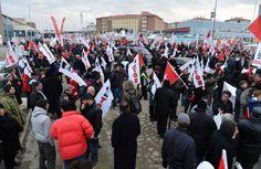 Ergenekon davasında tarihi gün! Binlerce kişi Silivri'de