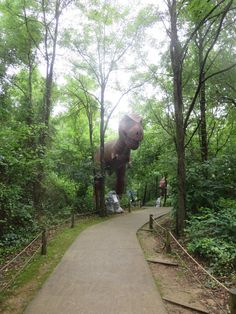 Dinosaur World, Cave City, Kentucky