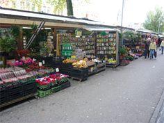 Amsterdam Flower Market- beautiful in spring!