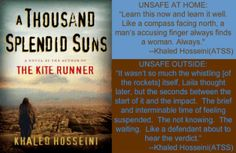 A Thousand Splendid Suns - Couldn't put this book down.