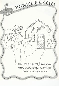 16 Fantastiche Immagini Su Hansel E Gretel Coloring Pages Adult