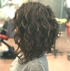 Really Stylish Curly Bob Hairstyles for Ladies A password will be e-mailed to you. Really Stylish Curly Bob Hairstyles for LadiesReally Stylish Curly Bob Hairstyles for Long C Haircuts For Curly Hair, Long Bob Haircuts, Curly Hair Cuts, Short Curly Hair, Wavy Hair, Curly Hair Styles, Curly Hairstyles Naturally Medium, Medium Length Curly Hairstyles, Curly Hairstyles For Medium Hair