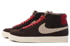 new styles e1ff1 e3944 Nike Blazer high HOMME Noir NBH12