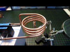AUFBAU Helix Windturbine TECHCARBON / MÜNCHEN - YouTube