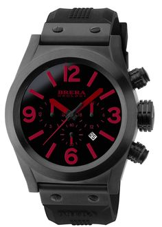 Mens Brera Orologi Eterno Chrono — Nancy and David Fine Jewels Atm, Black Enamel, Jewels, Accessories, Red Watches, Portugal, David, Drop, Couple