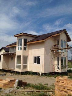 КАЛИАР строительная компания   Технология Ка-панель