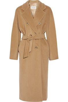 Max Mara | Madame wool and cashmere-blend coat | NET-A-PORTER.COM