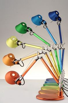 Artemide Tolomeo | Good design does more than just praising glances
