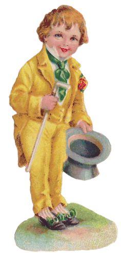 Victorian Boys ~ Source: www.homeofourfathers.com/lisbeth/index.html.