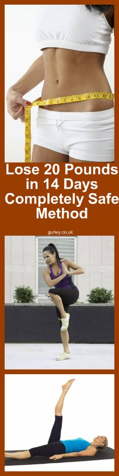 Lose 20 Pounds in 14 Days Completely Safe Method