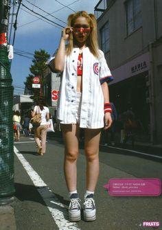 Fruits magazine | Japanese | street fashion