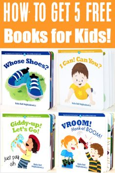 Teaching Kids to Read - Kindergarten, Preschool, and Toddler board books for early readers! Back To School Hacks, School Ideas, Board Books For Babies, Baby Freebies, Teacher Discounts, Early Reading, Bobe, Reading Activities, Free Baby Stuff