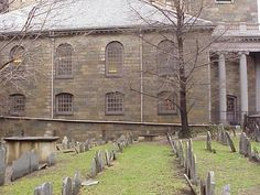 King's Chapel Burying Ground    Story/Tip    Kings Chapel Burial Ground.  This is the oldest burying ground in Boston, MA