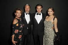 The perfect looking family! #Cannes2016 #MadsMikkelsen. Mads Mikkelsen News (@MadsSource) | Twitter
