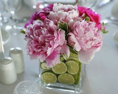 Glam Tip: Arrange Flowers Like a Pro
