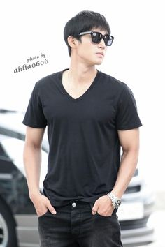 Kim Hyun Joong on the way to kpop festival in Kunamoto, Japan, 02-06-2013 (photo by Ahlia, more at http://blog.daum.net/a-hlia/ )