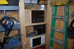 Microwave & Heater