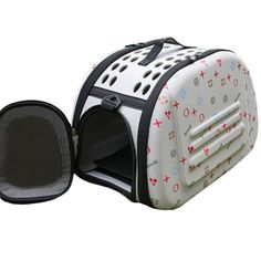 Breathable Mesh Portable Dog Large Traveling Bag Capacity Puppy Pet Bed House >>> Hurry! Check out this great product