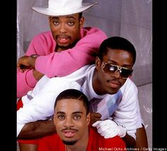 Whodini is the 1st Hip Hop artist I got to see in concert...
