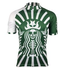 Cheap ropa ciclismo, Buy Quality jersey racing directly from China cycling clothing Suppliers: 2017 Hot sale Skeletonbucks Mens Short Sleeve Cycling Jersey Racing Sportswear Tops Bicycle Cycling Clothing Ropa Ciclismo Cycling Wear, Cycling Jerseys, Cycling Clothing, Bike Wear, Road Cycling, Cycling Outfits, Starbucks, Bike Shoes, Road Bike Women
