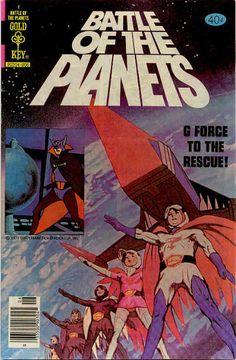 COMIC battle of the olanets 3 #comic #cover #art