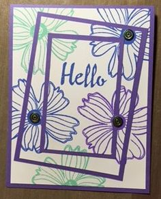 Bayer's Pampered Stampers | Toledo Area Stamping & Scrap Booking Supplier