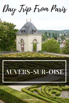 AUVERS-SUR-OISE : A GUIDE: FINAL RESTING PLACE OF VAN GOGH