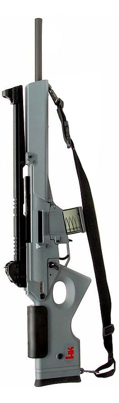 HK SL8-1. My first rifle. - www.Rgrips.com Find our speedloader now!  www.raeind.com  or  http://www.amazon.com/shops/raeind