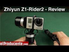 Zhiyun Z1-Rider 2 - Review - el Producente