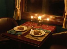 1000 images about cena rom ntica en casa on pinterest mesas valentines day dinner and candle - Cena romantica a casa ...