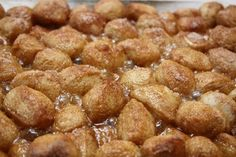 Monkey Bread with Rhodes Dinner Rolls by Elle's Studio - My granddaughters love it when I make these (and so do I). They are so good, especially right out of the oven - all warm and gooey. Yumm