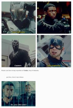 t'challa, king of wakanda