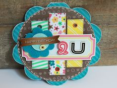 Made with American Crafts Confetti (still available on past steals @Crafty Steals