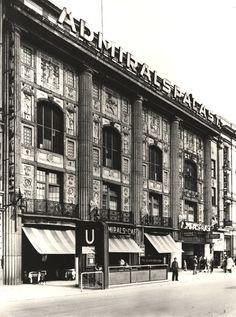 Berlin | Vor 1933. Der Admiralspalast am Bahnhof Friedrichstraße, c. 1920
