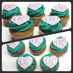 Cupcakes personalizados #PrityCakes #cupcakes #edibleprint