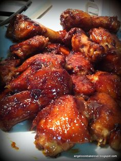 Recipe submitted by Angela Phua, a member of the Munch Ministry Ingredients 6 chicken wings or 12 mid-joint wing 1 tbsp Marmite 1 tbsp...