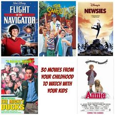 30 Movies From Your