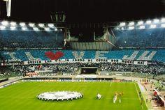 Coreografia #Juventus