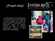 ENFOK+ARTE. Borchoure on Behance