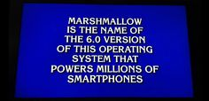 Three Jeopardy Contestants Didn't Know Marshmallow Was A Version Of Android