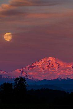 Super Moonrise 2013 - Photographer